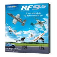RealFlight 9.5 Simulator Software only